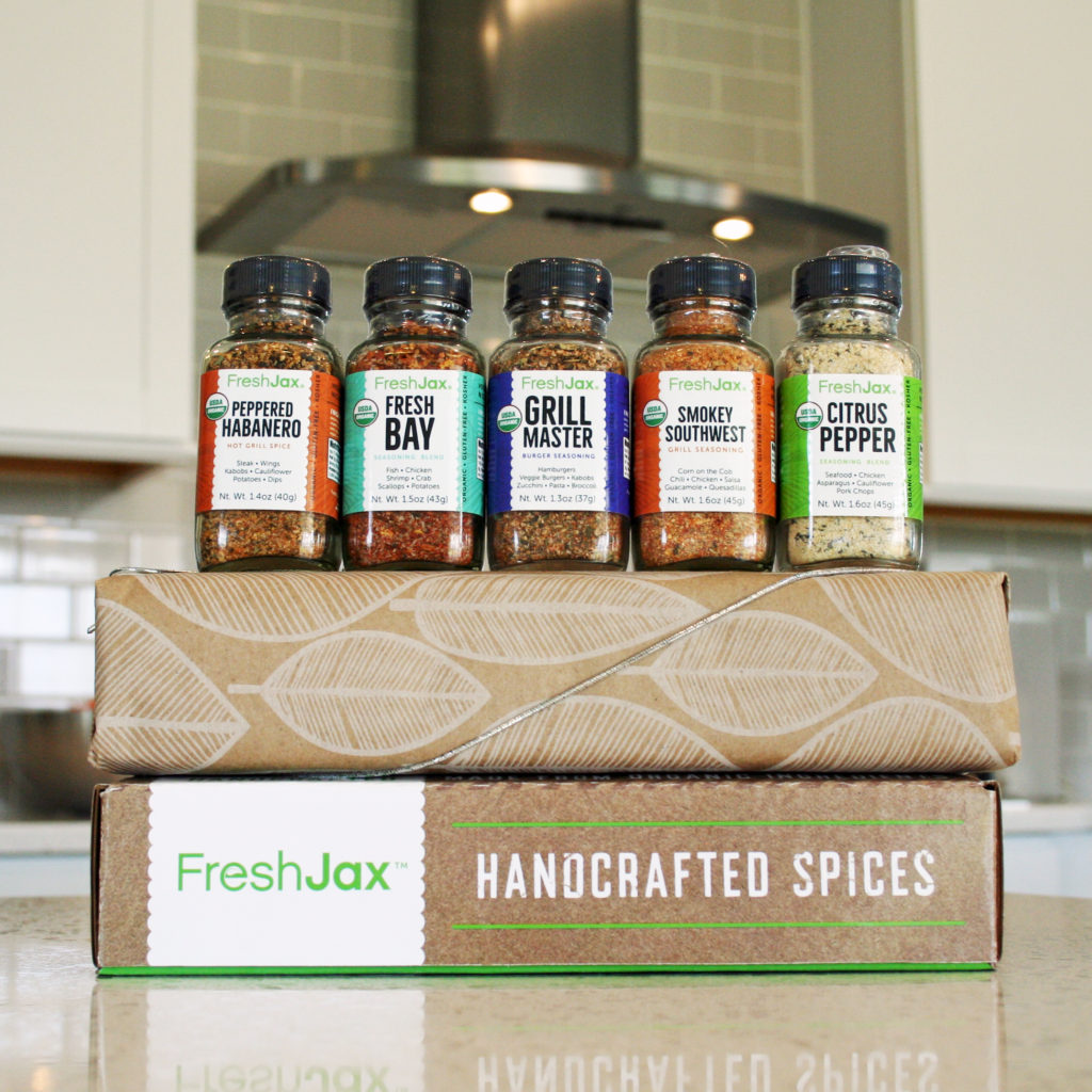 The Smoked Spices Set